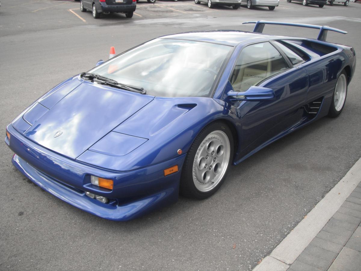 1991 lamborghini diablo - sold - autodome ltd.